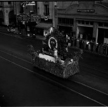 Image of Elks Convention Parade in Santa Monica, 1935 Elks Convention Parade in Santa Monica Elks Convention Parade in Santa Monica - 1935/09/28