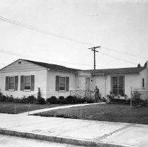 Image of Model Home in Santa Monica - 1936