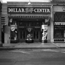 Image of Dollar Thrift Center on Third Street - 1936