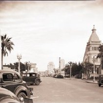 Image of Fourth Street in Santa Monica, 1939 - 1939/04/01