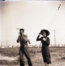 Image of Celery Strike in Venice, 1936 - 1936/05/09