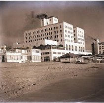 Image of Grand Hotel on Santa Monica Beach, 1944 - 1944/02/01