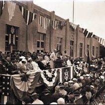 Image of Dedication of the Santa Monica Post Office - 1938/07/23
