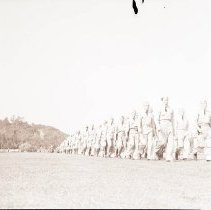 Image of State Guard Review at the Riviera Country Club, 1941 - 1941/09/07