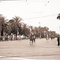 Image of Flag Day Parade in Santa Monica - 1941/06/14