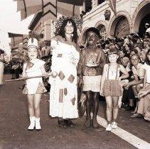 Image of Junior Mardi Gras Parade - 1941/08/15