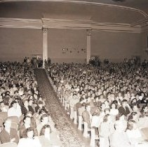 Image of Fashion Show Audience, Criterion Theatre 1948 - 1948/03/05