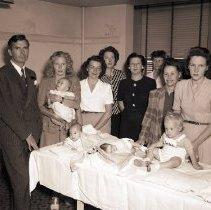 Image of Santa Monica Bay Woman's Club Baby Clinic - 1946/09/11