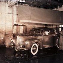 Image of Service Department, La Monica Motors, 1942 - 1942/01/15