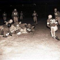 Image of Santa Monica City College Football Game, 1946 - 1946/10/14