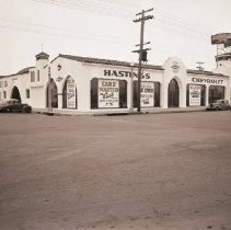 Image of Hastings Chevrolet, 1945 - 1945/06/01