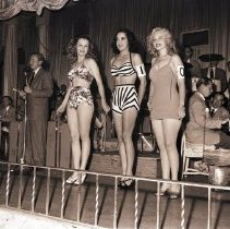 Image of Miss California Contest, 1945 - 1945/08/19