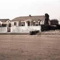 Image of Residence on 15th Street, 1945 - 1945/08/15