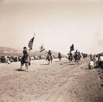 Image of Riders at the Malibu Remuda, 1947 - 1947/09/28