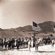 Image of Riders at the Malibu Remuda, 1947 - 1947/09/28
