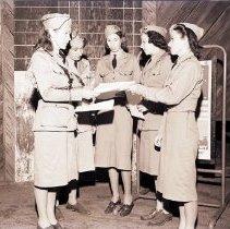 Image of Women's Ambulance and Defense Corp, 1941 - 1941/07/28