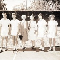 Image of Dudley Cup Tennis Tournament, 1945 - 1945/03/29