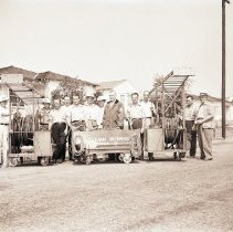 Image of Portable Fire Equipment, 1943 - 1943/08/01