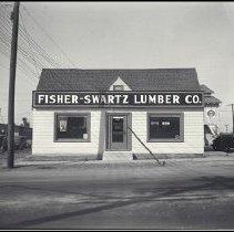 Image of Fisher-Swartz Lumber Company, Santa Monica - 1935/07/?