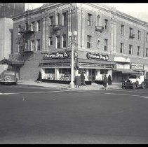 Image of Criterion Drug Company on Third Street, Santa Monica - 1936/09/01