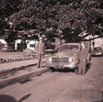 Image of Claude R. Short Economy Test Runs Dodge, 1941 - 1941/11/07