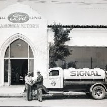 Image of La Monica Motors Prizewinner, 1940 - 1940/04/20