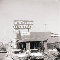 Image of The Branding Room, 1960 - 1960/03
