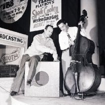 Image of Swing Band Leader Spade Cooley, 1947 - 1947/02/28
