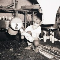 Image of Fire Damage at Llo-Da-Mar Bowling Alley, 1944 - 1944/09/19