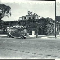 Image of Bay Cities Laundry in Venice, 1936  - 1936/04/22