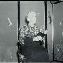 Image of Mrs Madie Vawter, 1935  - 1935