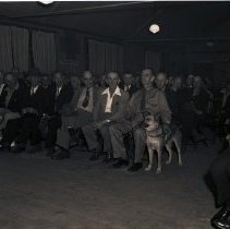 Image of Veterans' Service League Meeting, 1943 - 1943/07/08
