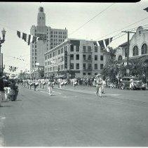 Image of Memorial Day Parade in Santa Monica, 1935 Memorial Day Parade in 1935.  - 1935/05/30