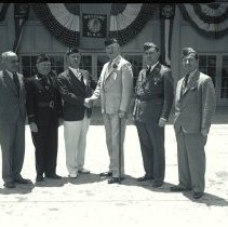 Image of Disabled American Veterans Convention in 1935