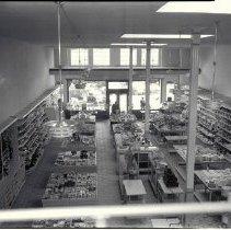 Image of Interior of Noonan Hardware Store, 1936 - 1936/11/20