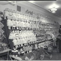 Image of Doll Display at the W.T. Grant Company on Third Street - 1937/11/10