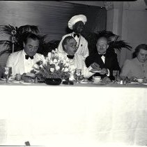 Image of Irvin S. Cobb Testimonial Dinner at the Deauville Beach Club, 1939 - 1939/06/23