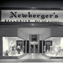 Image of Newberger's Store, 1940 - 1940/01/17