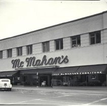 Image of McMahan's Furniture Store - 1940/06/22