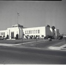 Image of The new Santa Monica City Hall, 1939 - undated