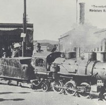 Image of Venice Miniature Railway - undated