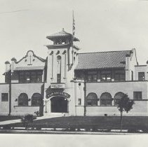 Image of Ocean Park City Hall - undated
