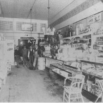 Image of Grocery Store and Meat Market - undated