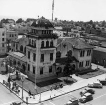 Image of Santa Monica City Hall - 1930s