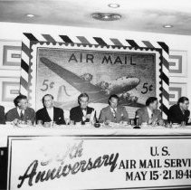 Image of Thirtieth Anniversary of the United States Air Mail Service - 1948/05/17