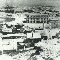 Image of Plaza Los Angeles, 1875 - 1875