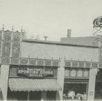 Image of Tegner Building on Fourth Street, Santa Monica 1920s - 1920s