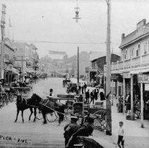 Image of Pier Avenue - undated