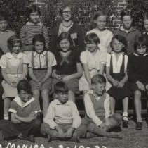 Image of Madison School Class Picture - 1933/02/10