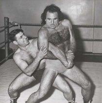 Image of Wrestler Baron Michele Leone - undated